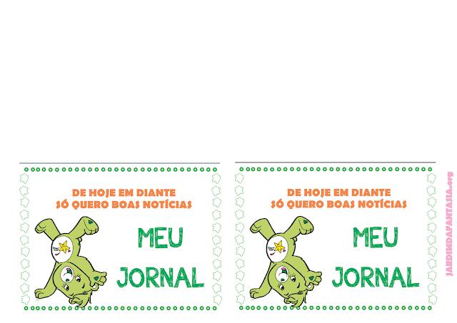 Projeto Meu Jornal de Boas Notícias