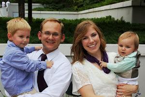 Weston's family