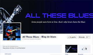 All These Blues en Facebook