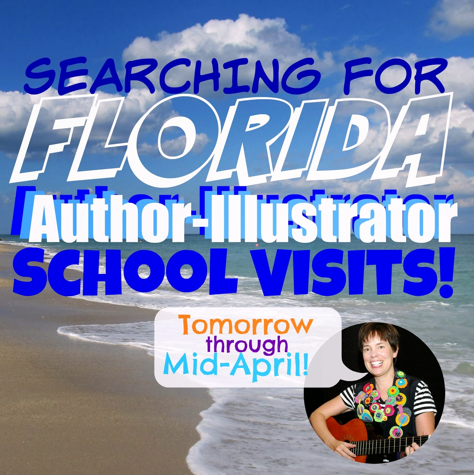 Debbie Clement is Searching for Author-Illustrator School Visits in Florida