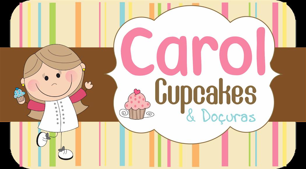 <center>Carol Cupcakes &amp; Doçuras</center>