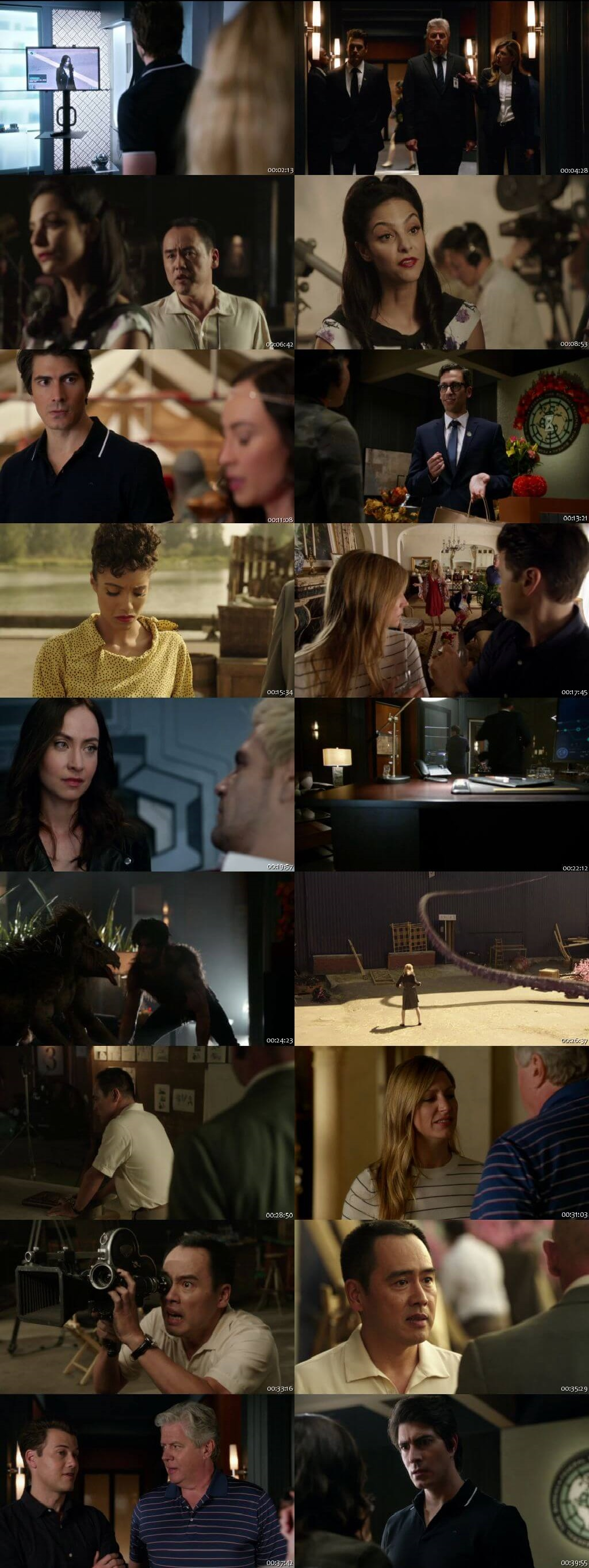 Screenshots Of English Show Legends of Tomorrow Season 04 Episode 05 2018 WEB-DL 720P 300MB