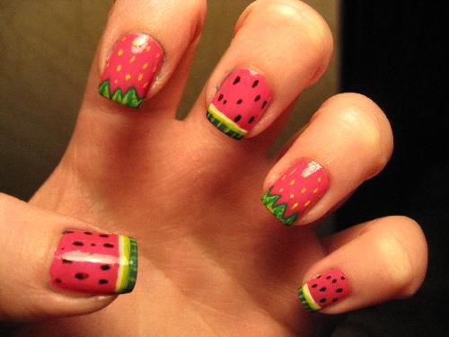 nails nail Tendências Para o Verão