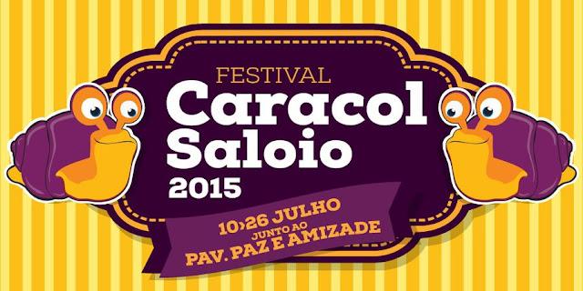 Festival do Caracol Saloio 2015 em Loures