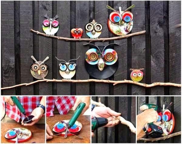 Amazing Art of Owl Tutorial