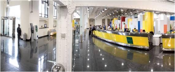 Amador dom nguez correos formaci n abril 2012 for Oficina de correos horario de atencion al publico