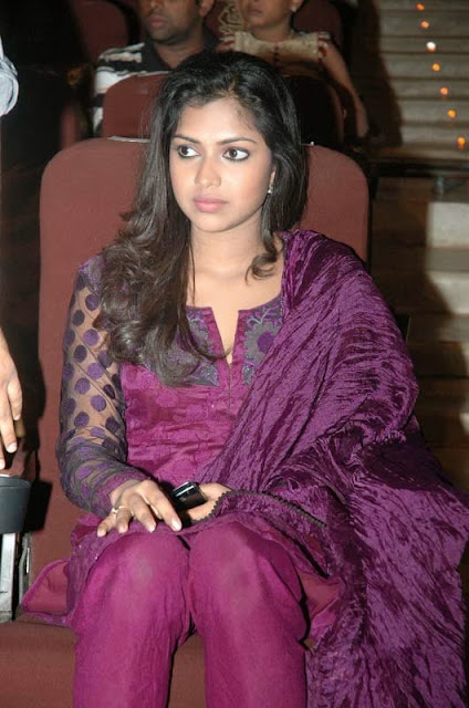 Amala Paul In Salwar Qameez