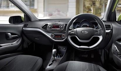 Spesifikasi Lengkap dan Harga All New Kia Picanto