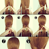 Three Easy Step By Step Hair Style Tutorials
