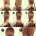 Three Easy Step By Step Hair Style Tutorials
