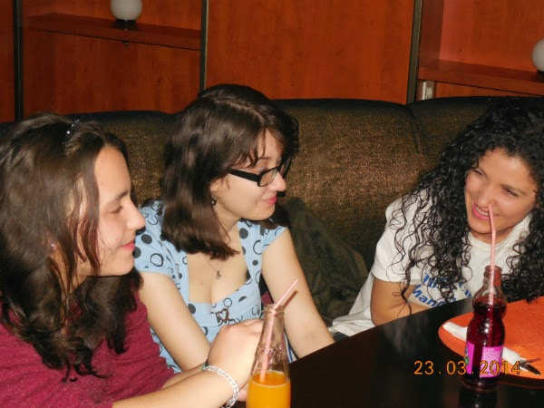 Marina, Stefy si Madalina