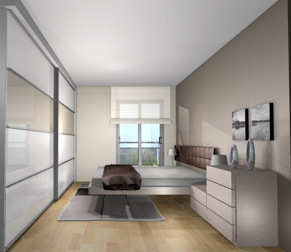 Interiorista sabadell dormitorio sabadell - Esdi sabadell ...
