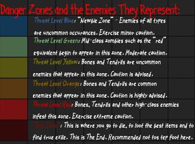 danger zone dead frontier