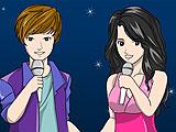 Justin Bieber e Selena Gomes