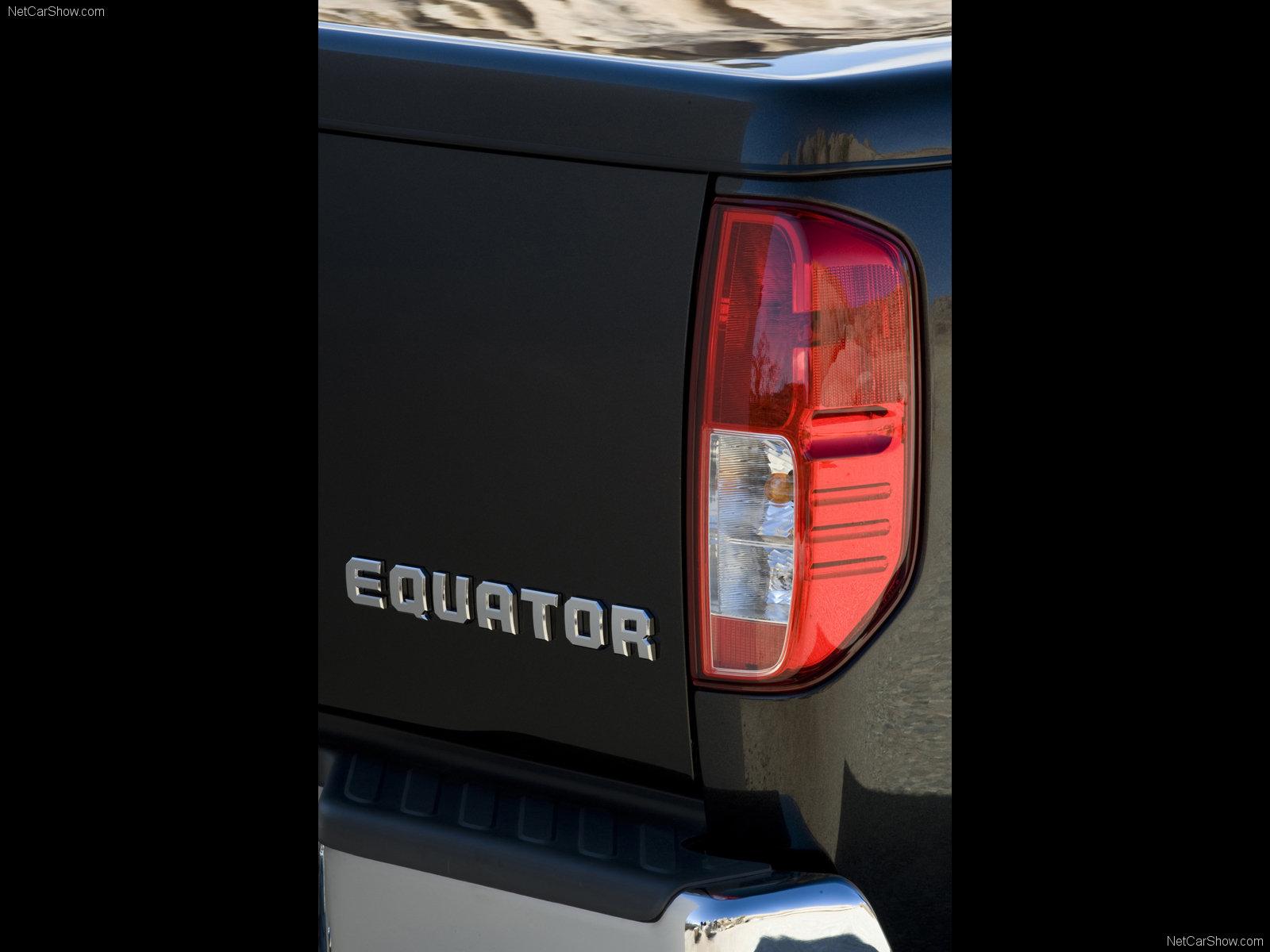 Hình ảnh xe ô tô Suzuki Equator Quay Concept 2008 & nội ngoại thất