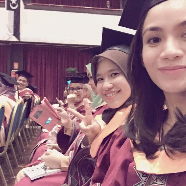 Namee Roslan Fokus PhD, Keluarga, Peniagaan & Blog