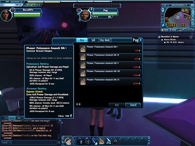 Star Trek Online - Phaser Pulsewave Assault