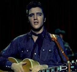 "Elvis w ""Loving You"""