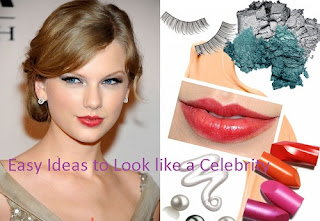 Easy Ideas to Look like a Celebrity