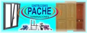 PACHE Construcciones - Puertas que se abren al mundo - más info clic imagen