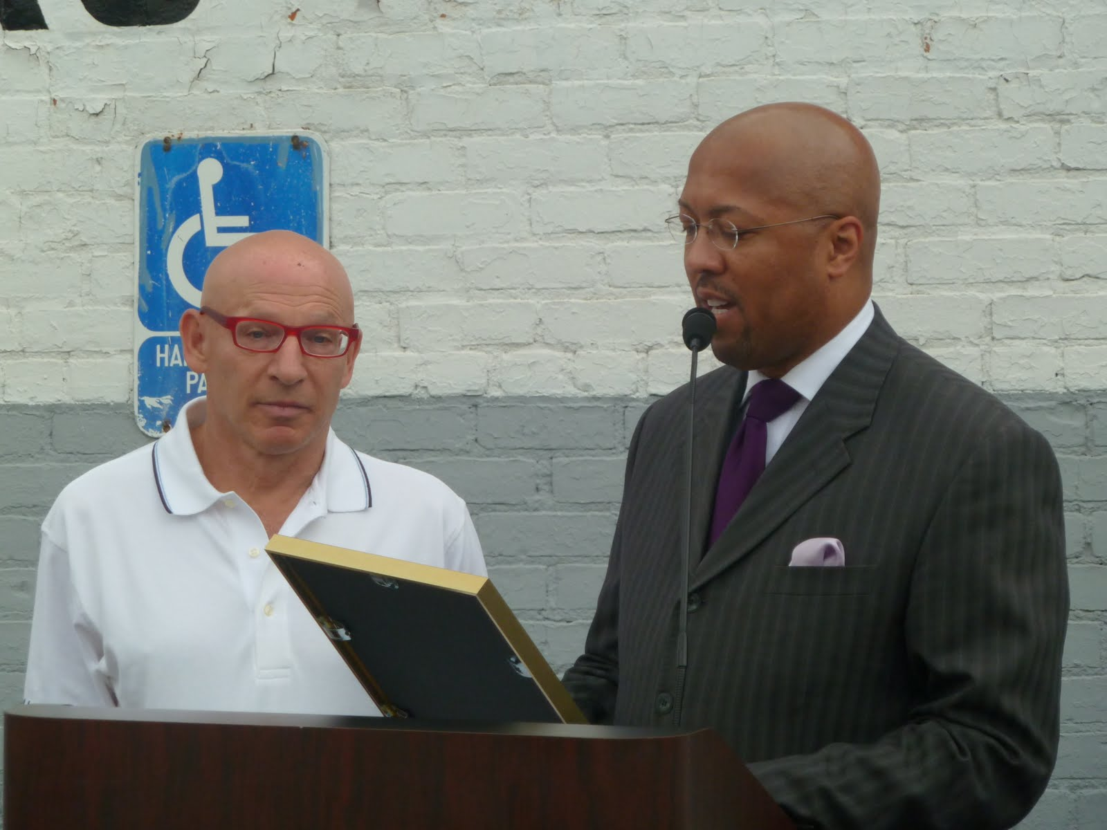 Detroit City Council President Charles Pugh Joins LGBT Hunger Strike