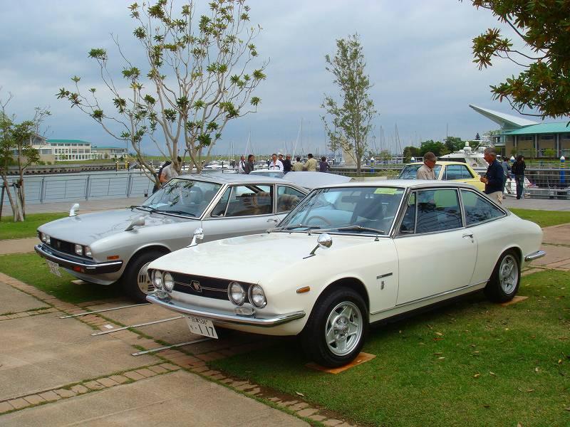 Isuzu 117 Coupe  stary japoński samochód, klasyk, oldschool, 日本車, クラシックカー
