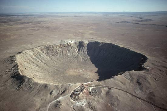 Arizona's crater site fascinating glimpse into science