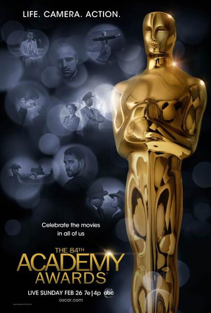 Oscar 2013 poster oficial