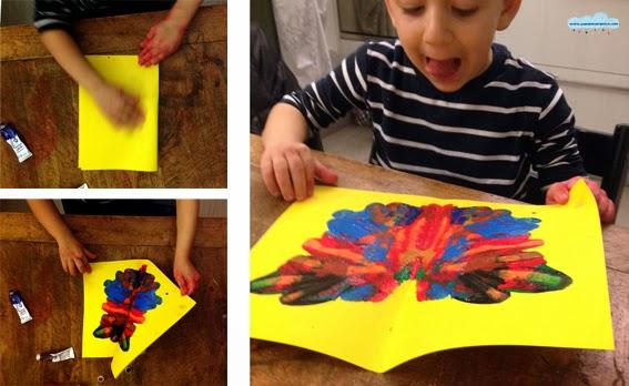 arte tempere bambini