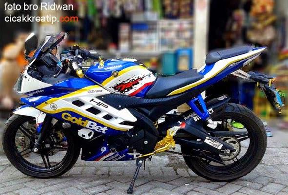 Modifikasi Striping Yamaha R15 Koleksi Gambar Terbaru