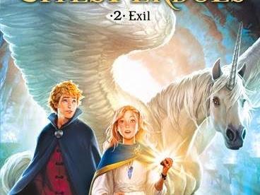 Gardiens des Cités perdues, tome 2 : Exil de Shannon Messenger
