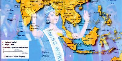 Fakta Unik Ajang Miss World 2013 di Indonesia