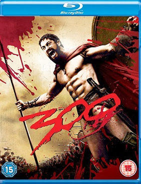 300 (2006) Hindi Dubbed Dual Audio BRRip 720p