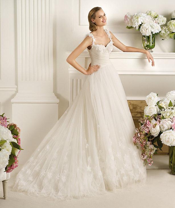 Pronovias 2013 wedding dresses