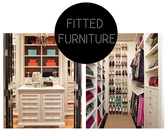 Fitted Bedroom And Closet Furniture Is Not Only Functional But Help Create  A Uniform, Harmonious Look In A Room. The Wardrobes Are Fully Customizable  ...
