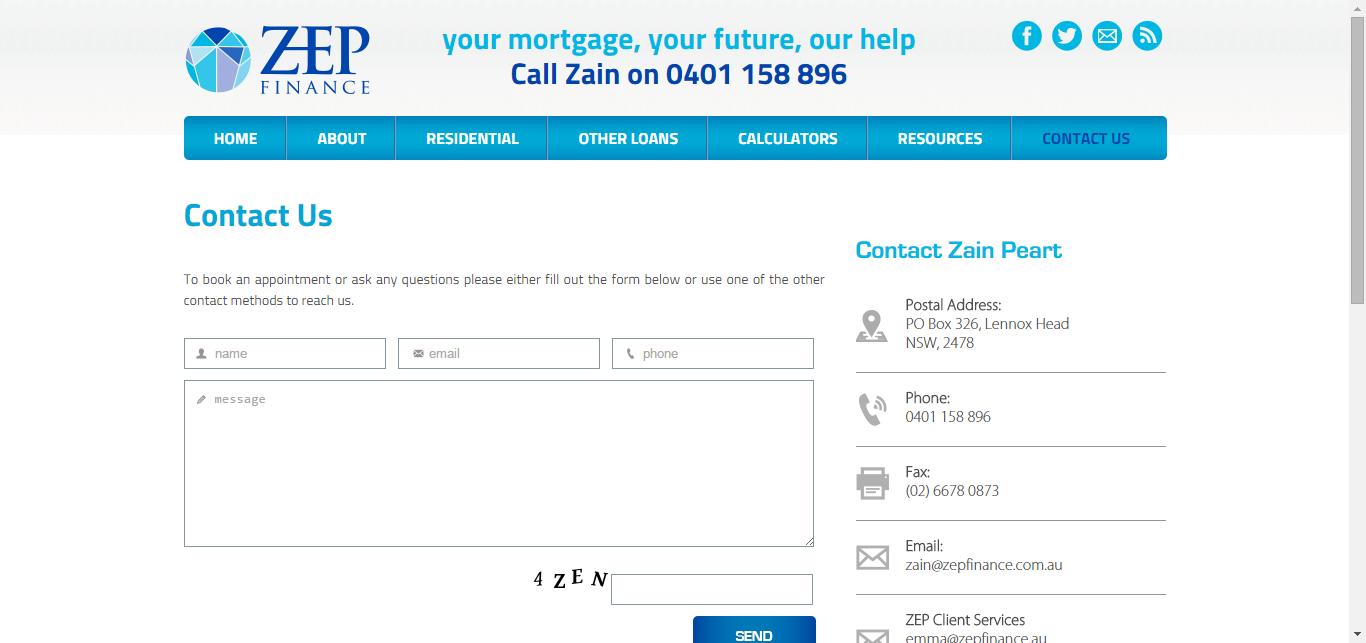 ZEP Finance