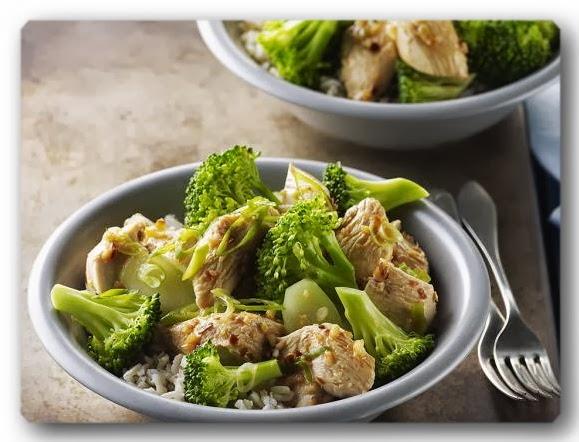 resep praktis cah ayam brokoli