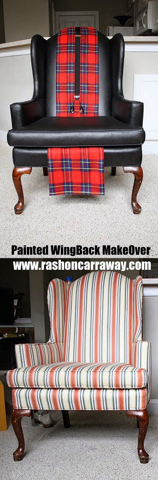 ---------DIY Painted Chair--------