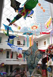 Convocatoria al Sexto Concurso de Papalotes en el Museo de Arte Popular