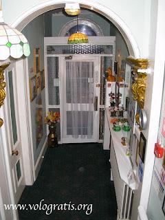 ingresso marian guesthouse dublino