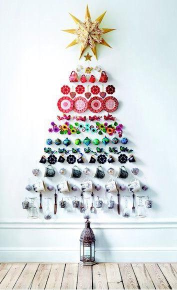 Arboles de navidad inusuales - Arbol de navidad original ...
