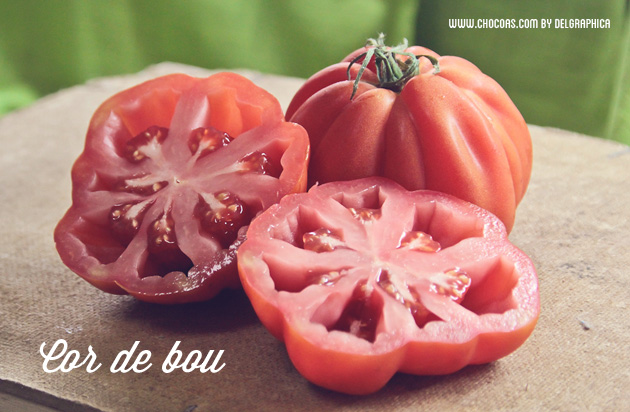 Cor de bou #tomatelocal #productokm0 #slowfood