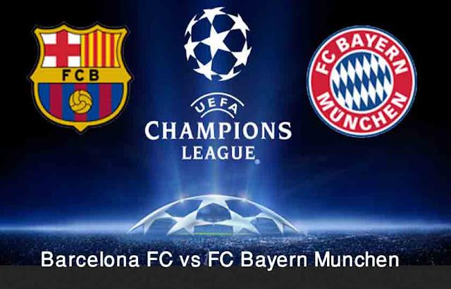 Hasil Pertandingan Barcelona vs Bayern Munchen | Leg 2 Semi Final Liga Champions 2013
