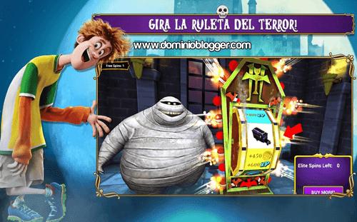 Juega Hotel Transylvania 2 gratis en tu telefono Android