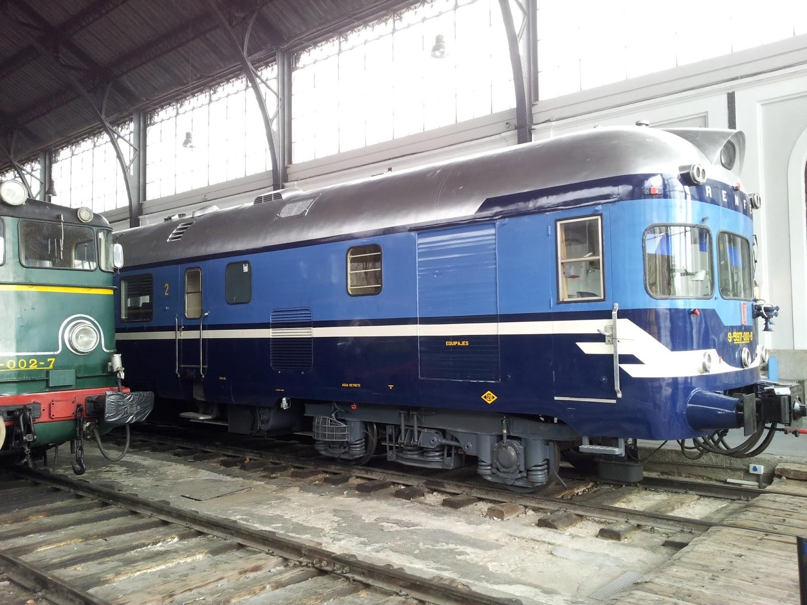 Hablando de trenes