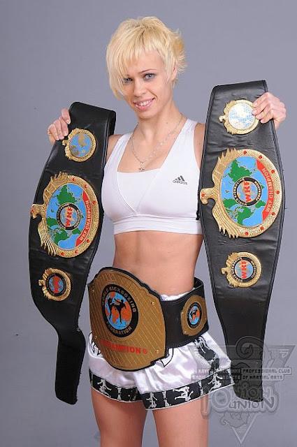 Lena Ovchynnikova - Female MMA