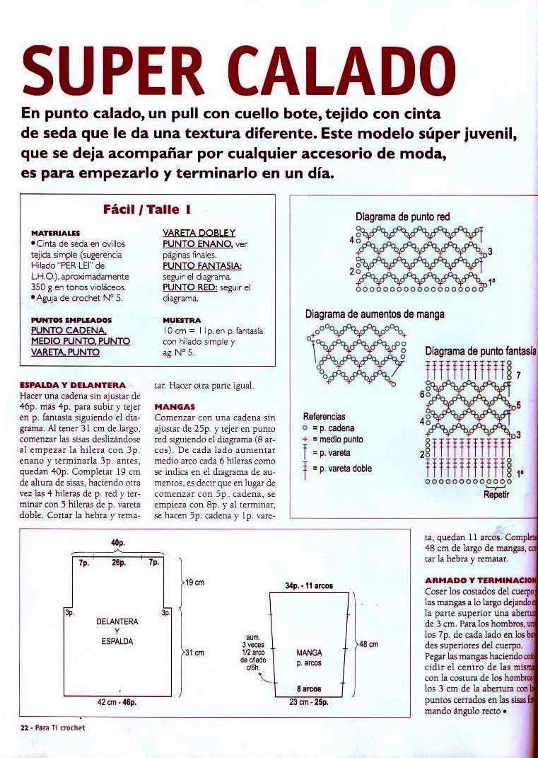 Excelente Los Patrones De Crochet Matelasse Embellecimiento - Ideas ...