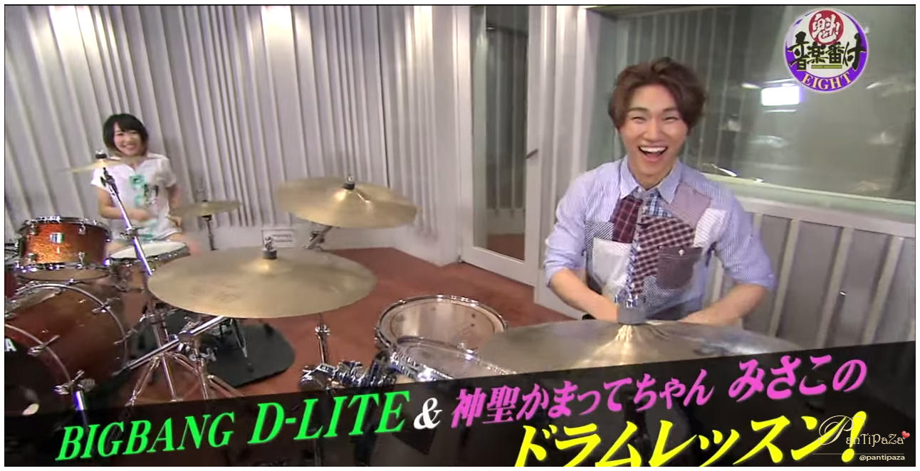 BIGBANG GREAT: CLIPS & CAPS - Daesung on Japanese show ...