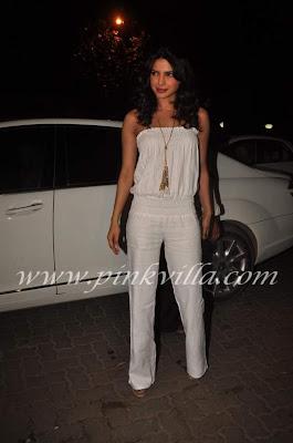 Hot Bollywood celebrities @ ranbir kapoor's birthday