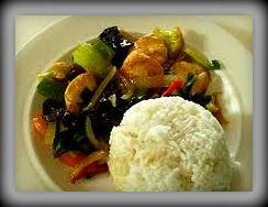 Resep Nasi Sapo Seafood Jamur Kuping